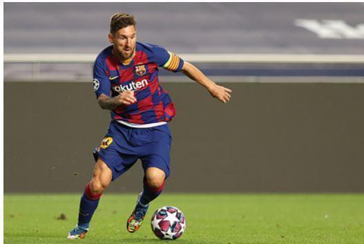 «Барселона» отказалась идти навстречу Месси 1