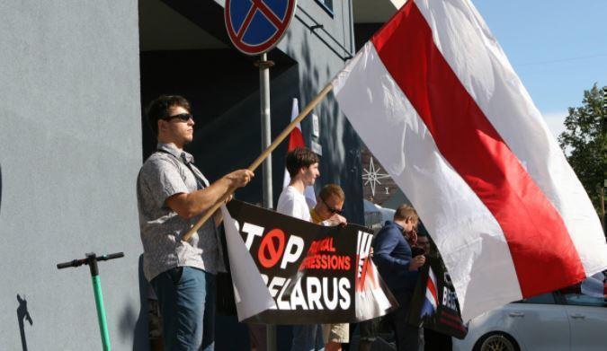 США предостерегли РФ от «силового вмешательства» в ситуацию в Белоруссии 1