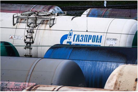 Долг Белоруссии перед Россией за газ вырос 1