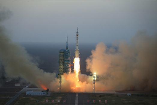 Китай запустил в космос «оружие массового уничтожения» 1