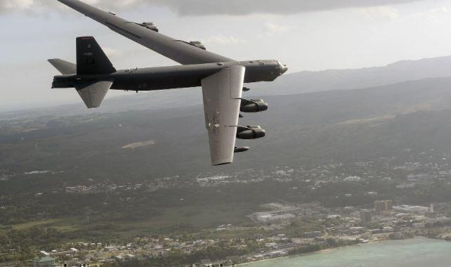 США объяснили бомбардировщики над Украиной сдерживанием России 1