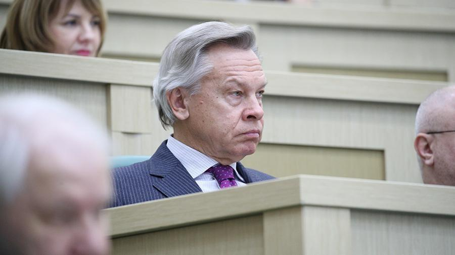Пушков прокомментировал заявление главы МИД Украины о нецивилизованной России 1