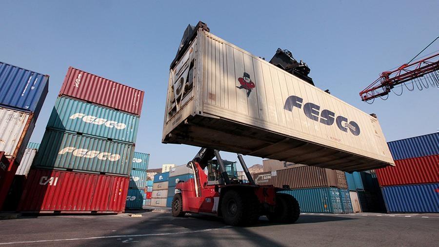 Товарооборот России и Китая за восемь месяцев снизился на 3,2% 1