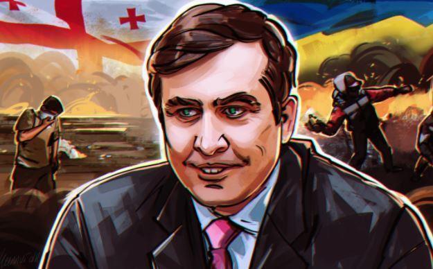Саакашвили назвал условие для возвращения в Грузию 1