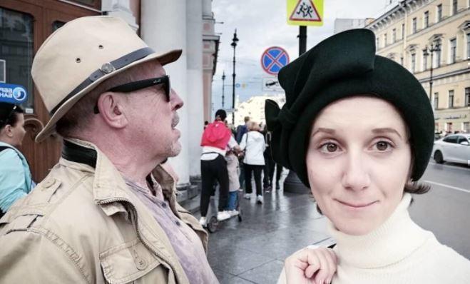 Молодая жена Макаревича впервые рассказала о личной жизни 1