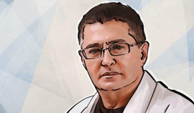 Доктор Мясников испытал на себе вакцину от коронавируса 1