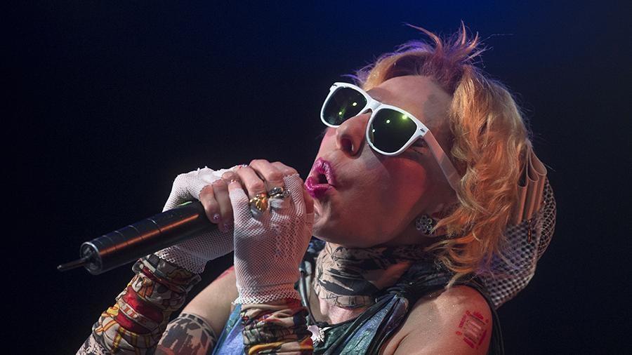 Жанна Агузарова выпустила первый за 30 лет альбом 1