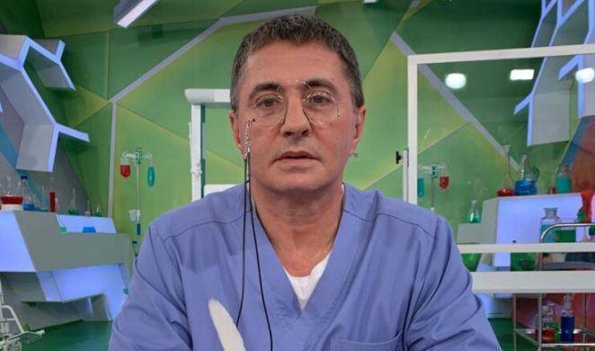 Мясников призвал порадоваться росту числа случаев COVID в России 1