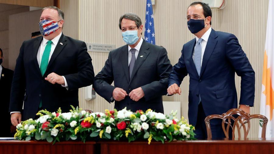 США и Кипр договорились создать оборонный учебный центр 1