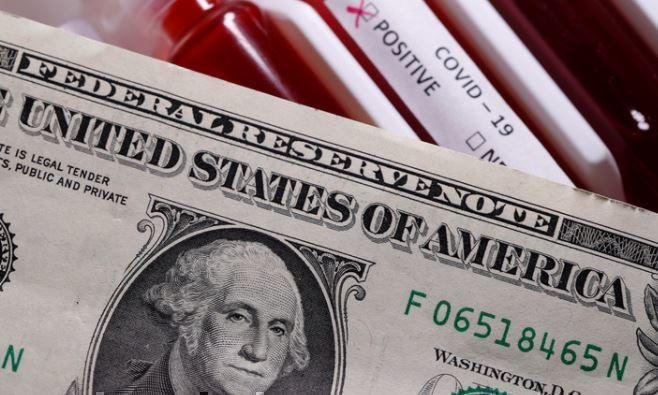 Hill: дефицит бюджета США превысил $3 трлн 1
