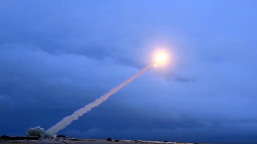 Разведка Британии испугалась российской ракеты 1