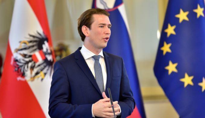 Курц заявил о разногласиях Австрии и Украины по «Северному потоку — 2» 1