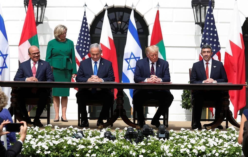 Начало новой эпохи на Ближнем Востоке: Израиль, ОАЭ и Бахрейн подписали соглашения о нормализации отношений 1