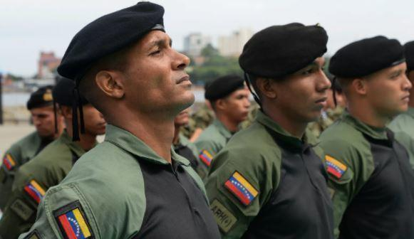 Венесуэльские военные сбили американский самолет 1