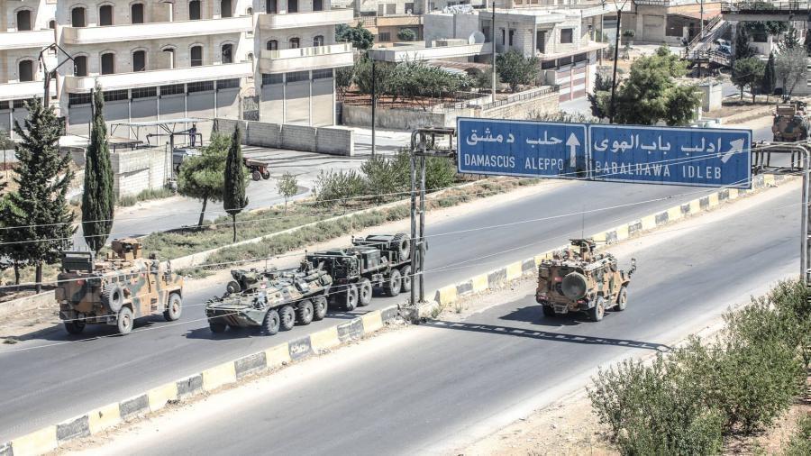 Турция заявила о нападении на свой наблюдательный пункт в Идлибе 1