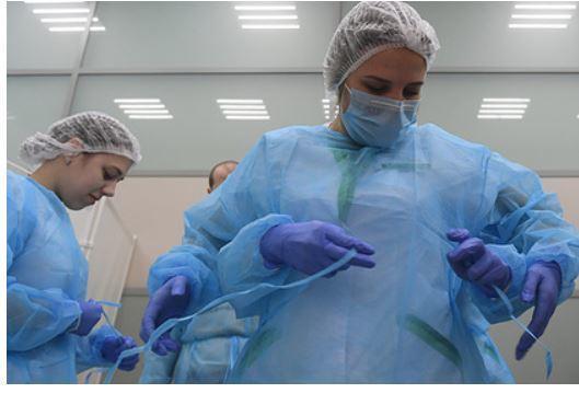 Доктор Мясников раскритиковал «страшилку» про заражение коронавирусом 1
