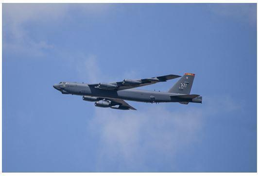В США «применят» еще больше бомбардировщиков для «разгрома» Калининграда 1