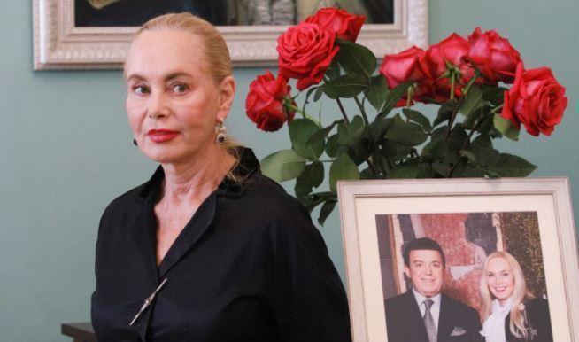 Вдова Кобзона призналась, что супруг помогает ей с небес 1