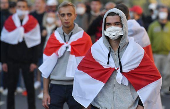 Белорусская оппозиция оценила вероятность антироссийских протестов 1