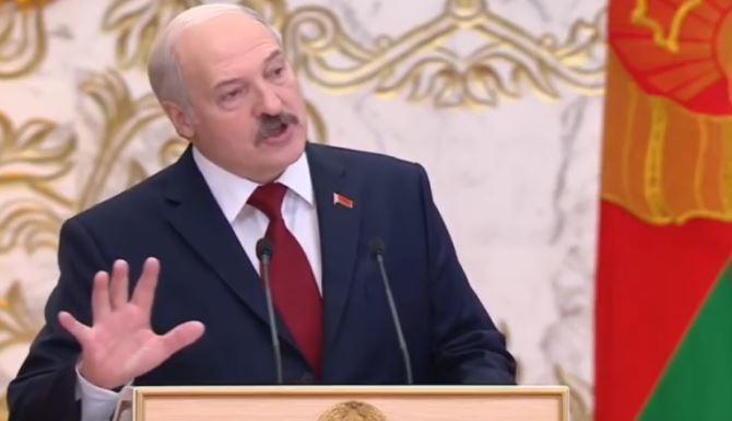 Лукашенко объявил, что цветная революция в Белоруссии провалилась 1