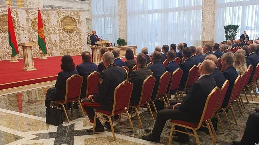 Глава МИД Украины заявил о нелегитимности Лукашенко после инаугурации 1