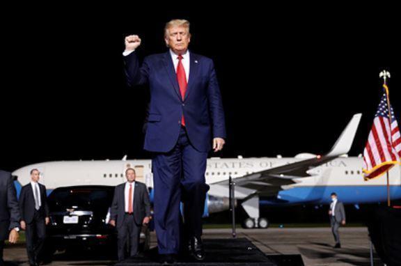 Трамп назвал единственное условие для своего проигрыша на выборах 1
