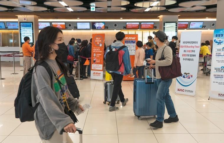 РФ возобновила авиасообщение с Южной Кореей 1