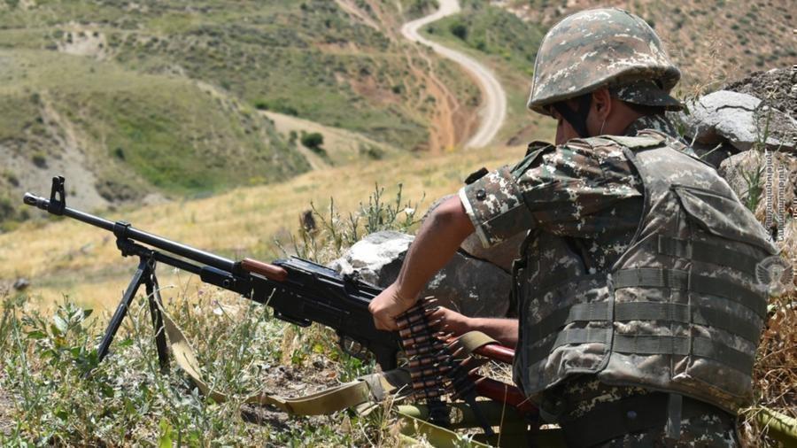 Ереван проинформировал ОБСЕ о ситуации в Нагорном Карабахе 1