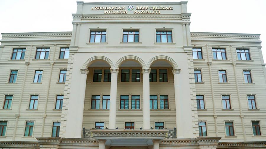 Азербайджан начал контрнаступление в Нагорном Карабахе 1