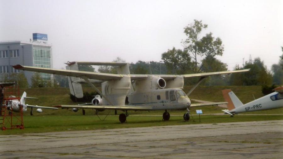 Американское СМИ назвало польский самолет самым «уродливым» в мире 1