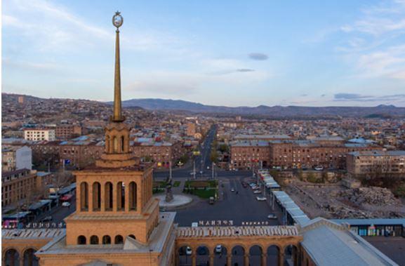 Армения объявила военное положение и всеобщую мобилизацию 1