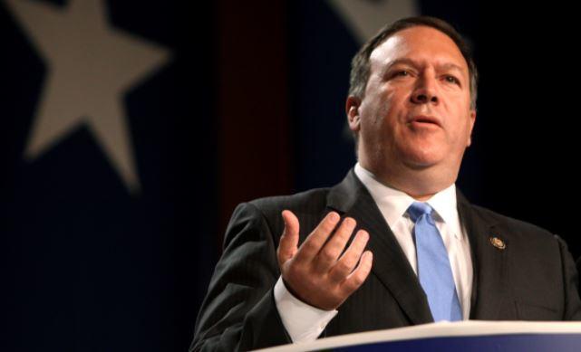 Помпео назвал главную внешнюю угрозу для США 1