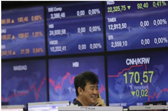 Азиатский рынок стал привлекательнее американского 1