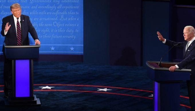 Больной коронавирусом Трамп готов провести дебаты с Байденом 1