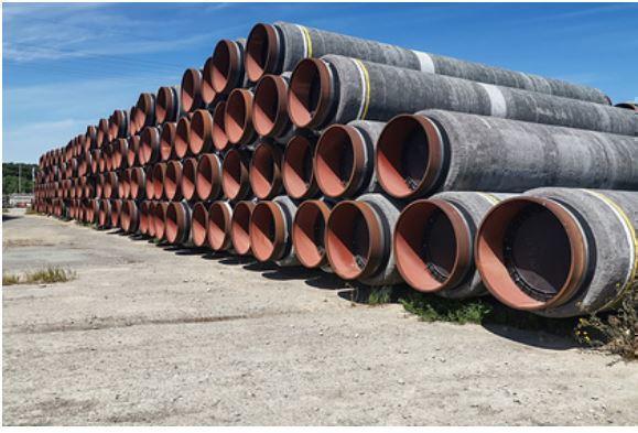 Польша оштрафовала «Газпром» на 7,5 миллиарда долларов из-за «Северного потока-2» 1
