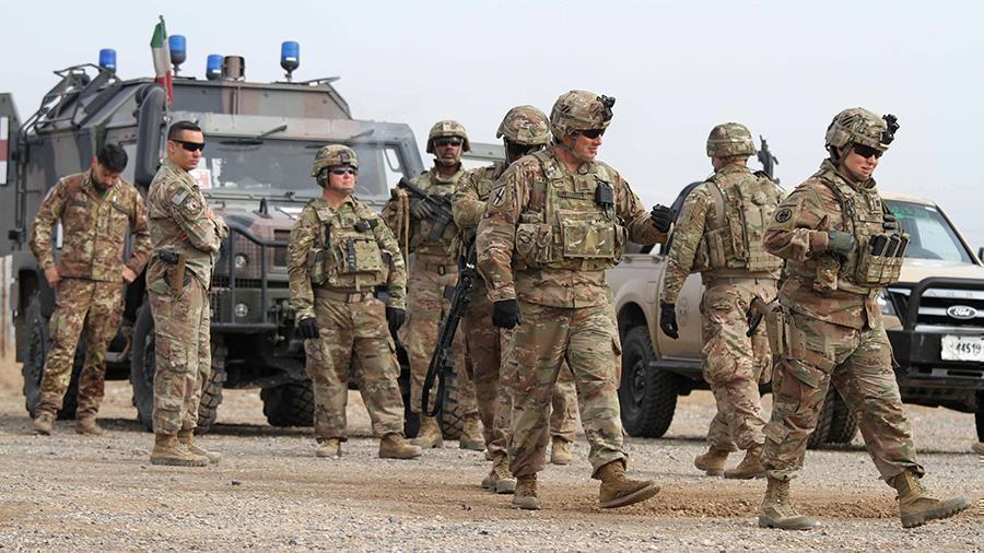 Трамп назвал сроки вывода оставшихся в Афганистане войск США 1