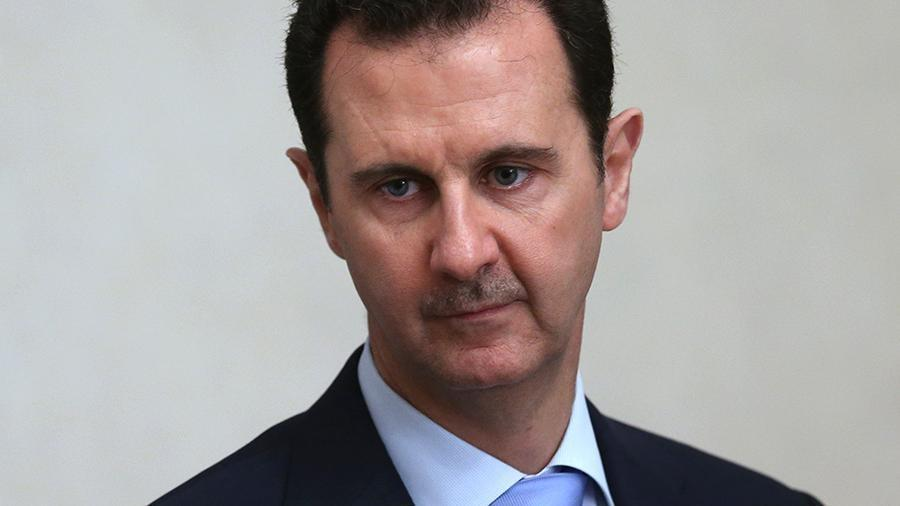 Башар Асад оценил планы Трампа убить его 1