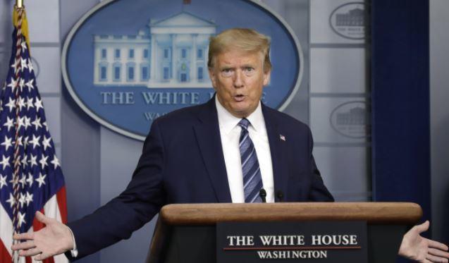 Трамп объяснил, как ему удалось быстро справиться с коронавирусом 1