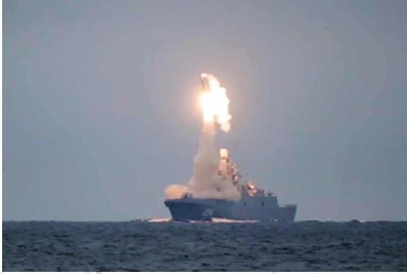 США прокомментировали понравившийся Путину запуск ракеты «Циркон» 1
