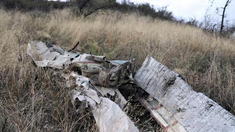 ВС Армении сбили семь азербайджанских БПЛА в небе над Арменией 1