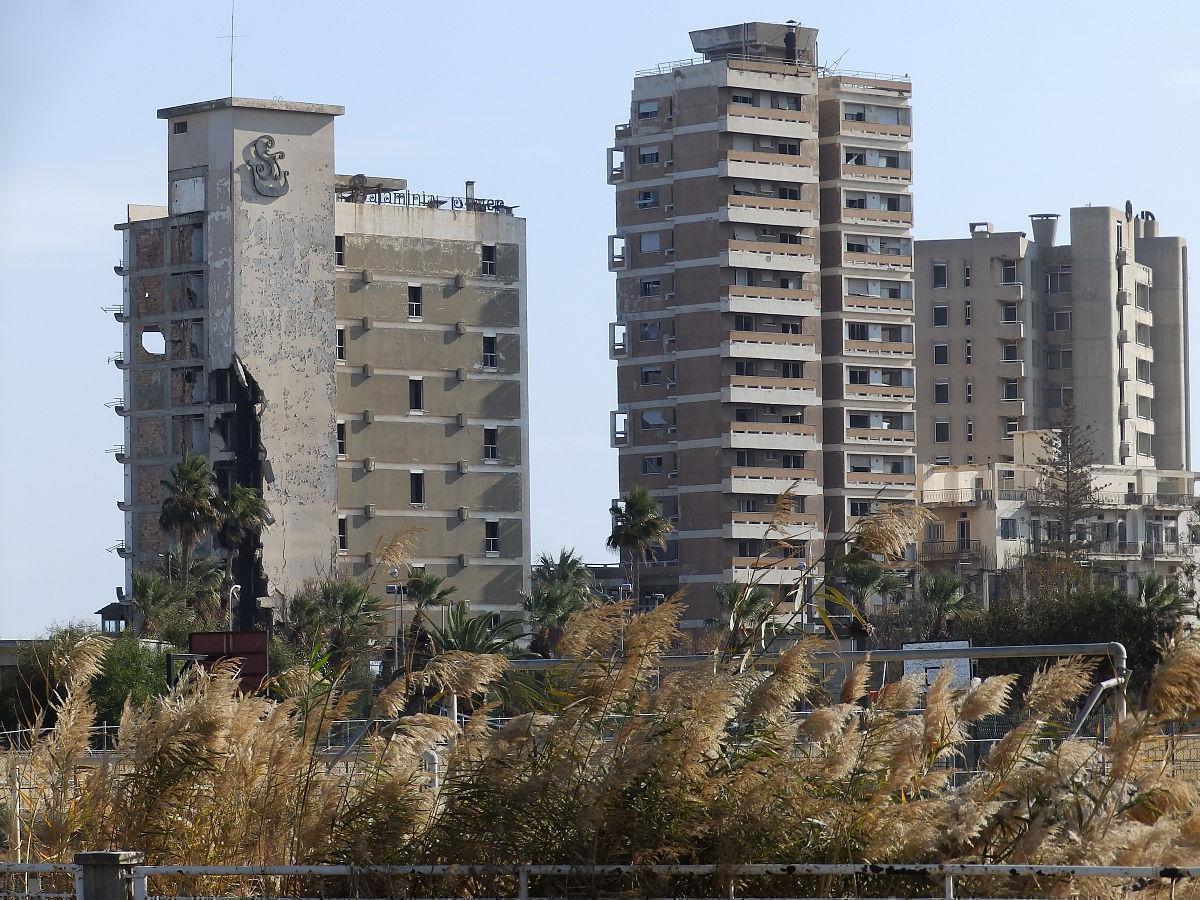На Кипре открыли город спустя 46 лет 1