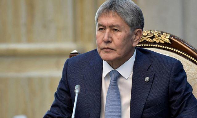 Атамбаев рассказал, кто стоит за неудавшимся покушением на него 1