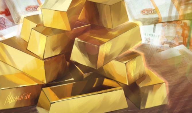 Экономисты объяснили, чем грозит России падение цен на золото 1