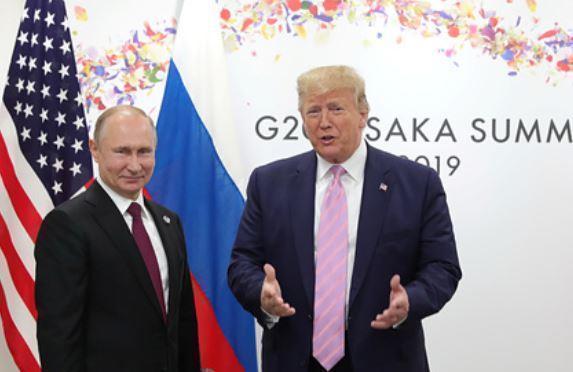 Трамп заявил о симпатии к Путину 1