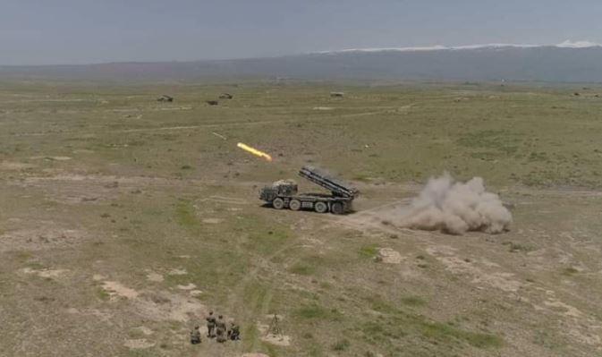Минобороны Армении рассказало о ситуации в Карабахе 1
