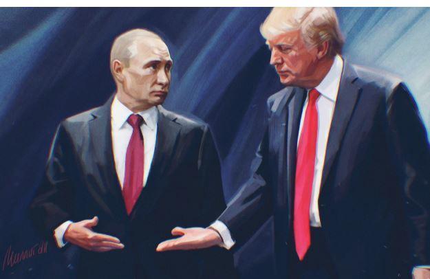 NYT рассказало, как Путин обыграл Трампа с помощью «Спутника V» 1