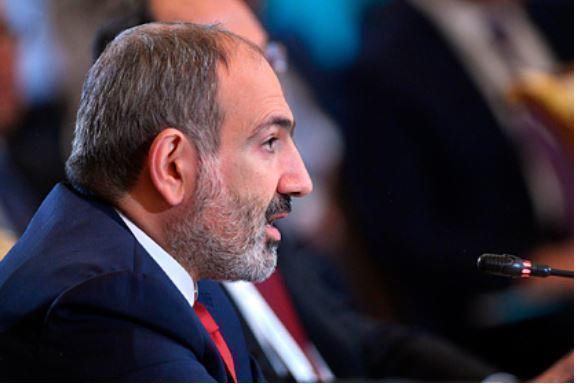 Пашинян рассказал об отступлении карабахской армии 1