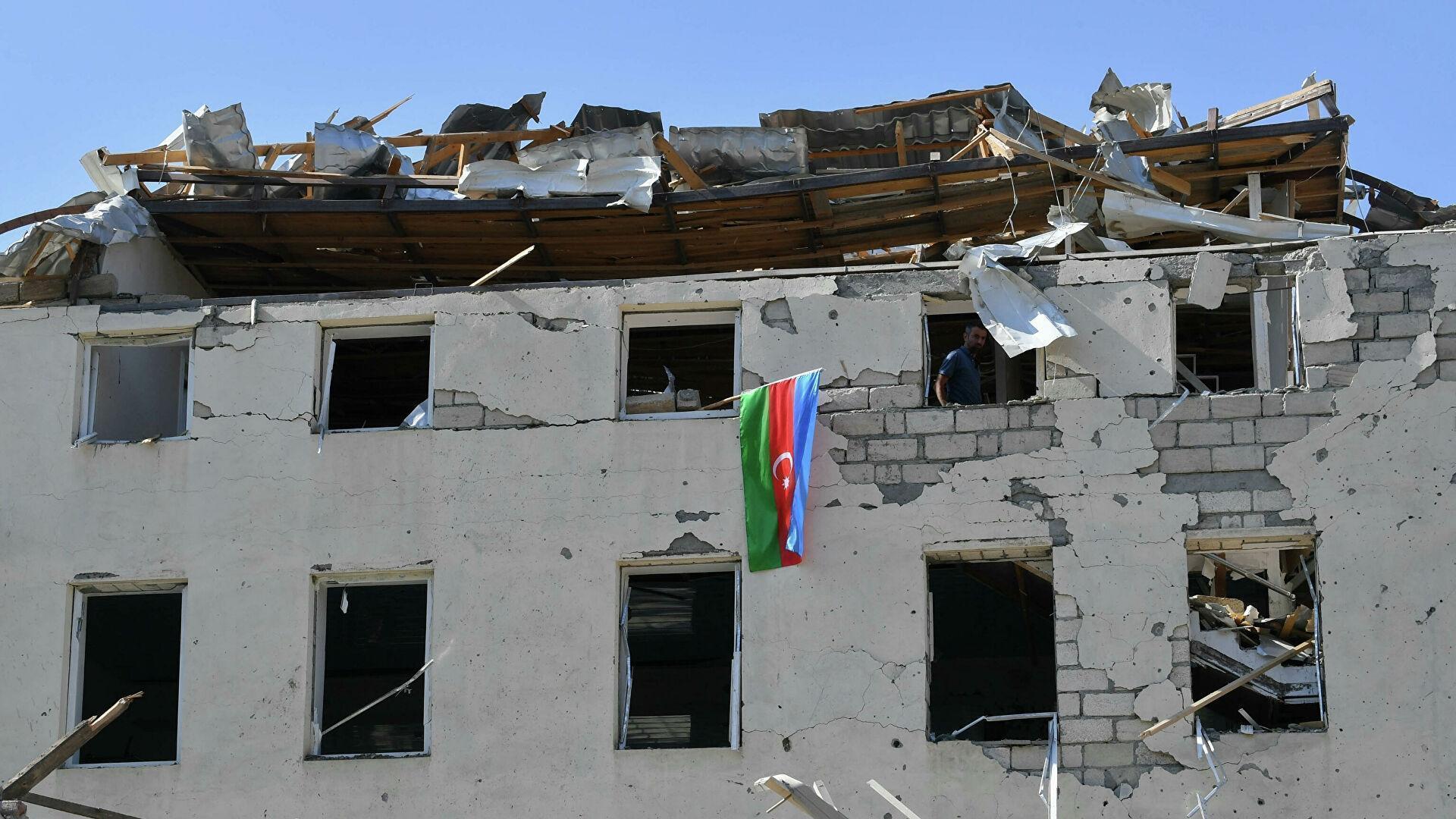 Минобороны Турции обвинил Армению в совершении военных преступлений 1