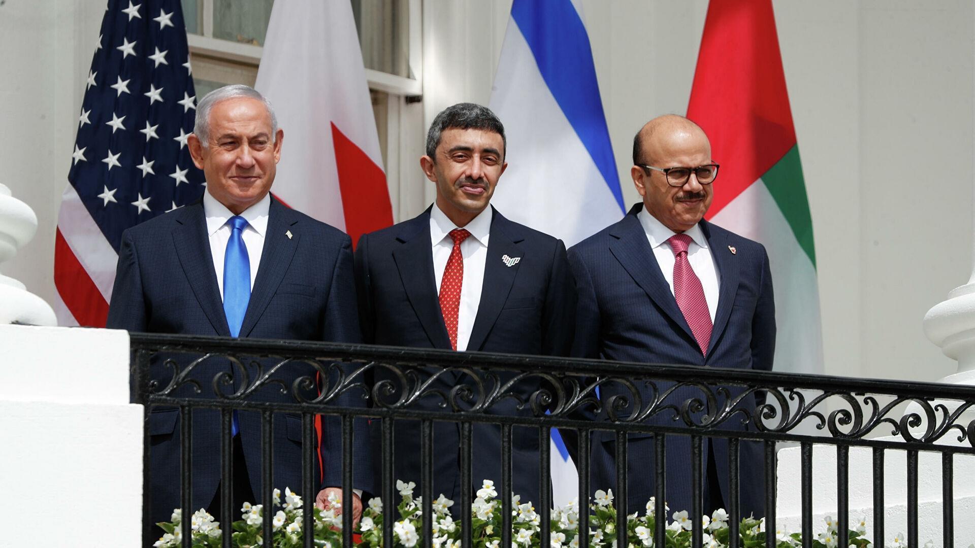 Израиль и Бахрейн восстановят дипломатические отношения 1
