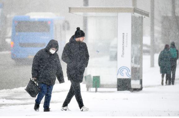 Врач назвал особенности защиты от коронавируса зимой 1